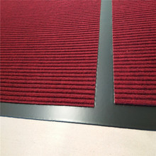 Anti-slip Rubber Flooring Door Mat/PVC Entrance Mat