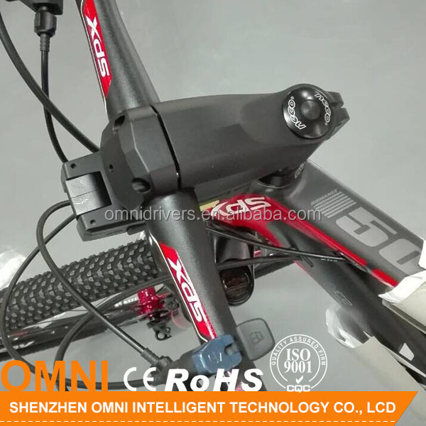 Hot sell waterproof good condition wireless bike computer with gps