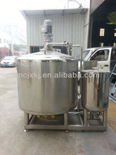 1000L low temperature batch pasteurizer for yogurt and milk and ice cream