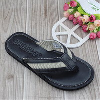2015 mens leather slippers men's leather sandal leather chappal