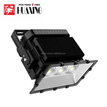 PCBA High power LED flood light, special designed for outdoor high power output LED. adopts the latest new generation of LED