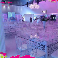 wedding chairs and tables for hotel