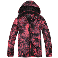 Custom Waterproof Woodland Winter Ski Jackets for Men