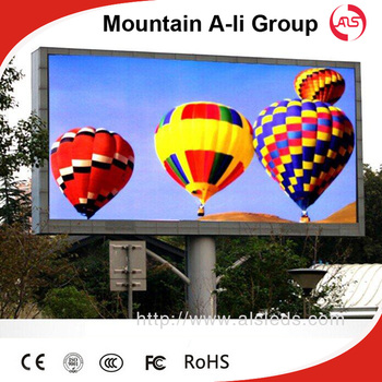 P10 DIP outdoor full color television display outdoor led large screen display