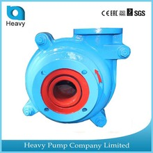 2 inch discharge diesel engine slurry pump with gear reducer