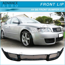VOTEX STYLE PU FRONT LIP FOR AUDI A4 02 03 04