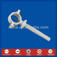 expansion plastic pvc pipe clamps