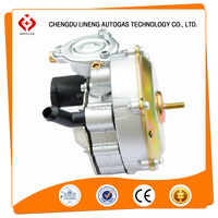 CNG/LPG regulator for generator/motorcycle/tricycle