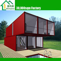 Morden Duplex portable container building/ Houses/ Office/ work studio
