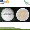 small golf course practice fly distance shortening range golf balls
