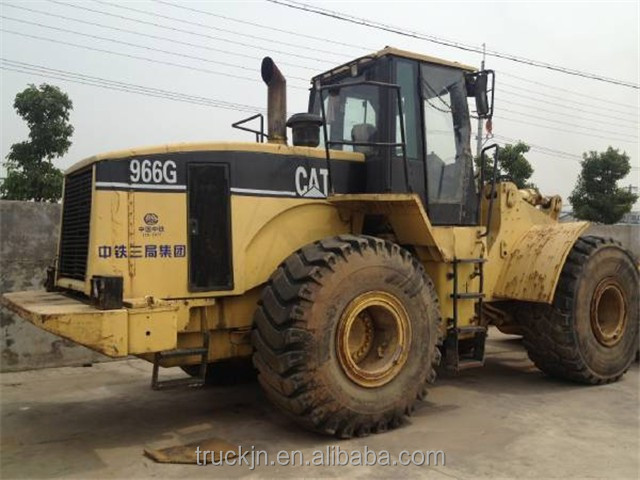 Used Japanese Wheel Loader 966G