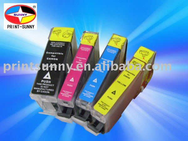 for CANON CLI-5/8 empty inkjet cartridges