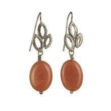 crystal avenue wholesale jewelry red stone turkey earrings