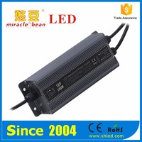OEM High Efficiency IP67 waterproof 10 amp external power supply 12v with CE ROHS