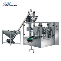 Flexibility Design Dry Powder Filling Machine for Extinguisher
