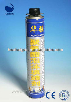 manufacturer of window & door installation spray PU foam