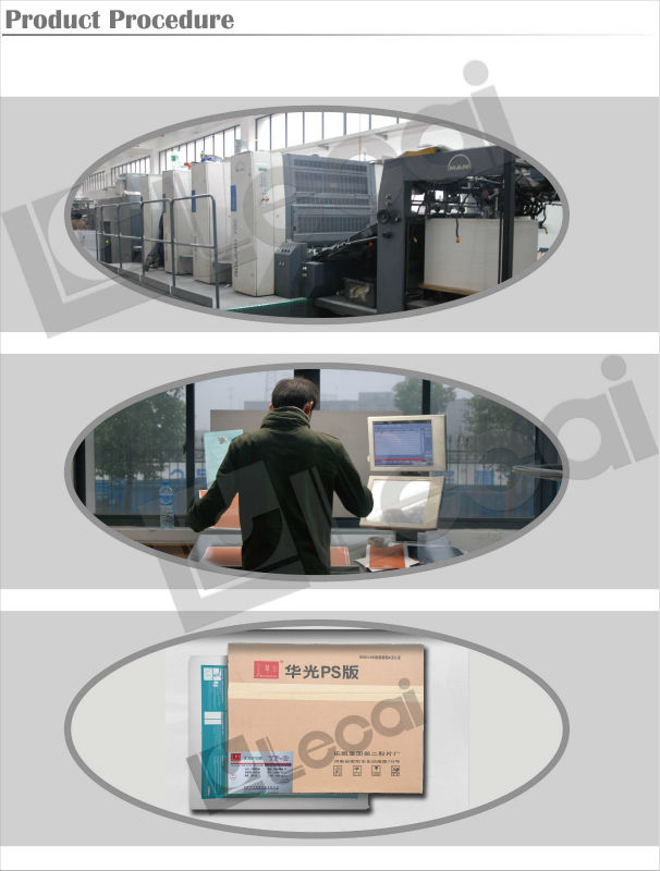 Huaguang Conventional Offset Printing Plate