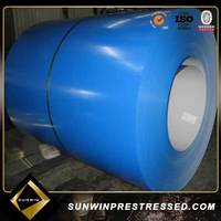 prepainted steel coil in china