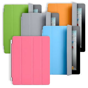 Wholesale filp stand smart PU leather case for ipad mini 4 case