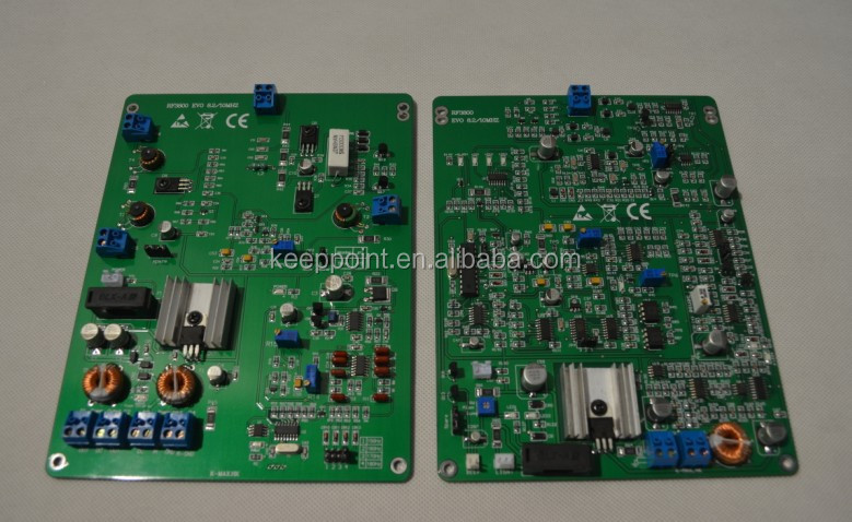 8.2mhz EAS RF dual Board, Electronic Article Surveillance,anti-theft door system