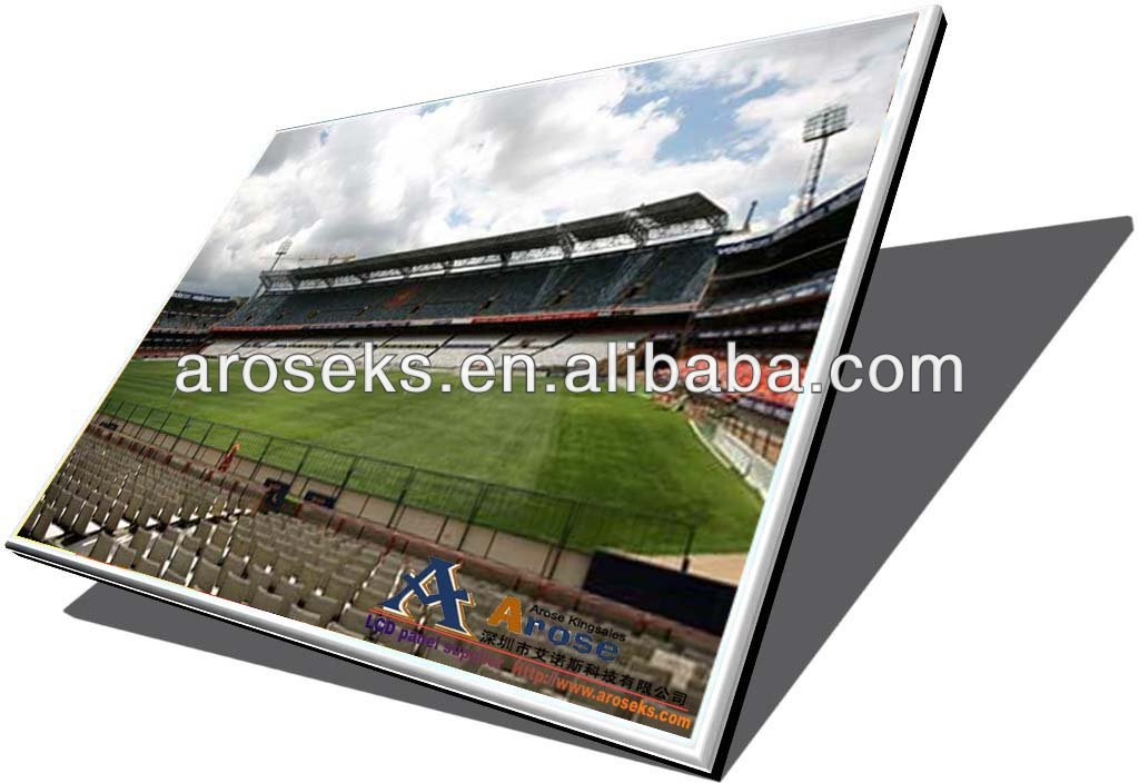 Notebook lcd display 13.3 inch LCD Panel with the part number LTD131EWSX 131EQ2X