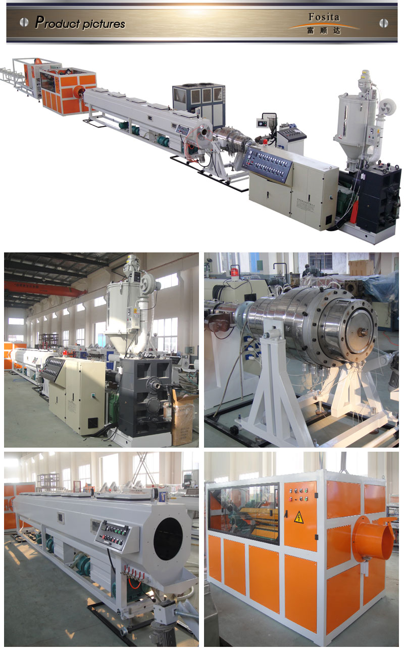 CE Certificate Pipe making machine,hdpe pipe making machine,Plastic Pipe Making machine