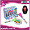 China Electric Plastic Lighting Candy Toy
