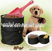 Portable Pet Bowl Dog Food Bowl Pet Products