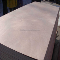 e1 glue 3.0mm okoume plywood to canada two times hot press