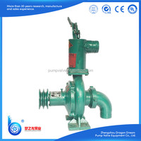 100 hp diesel engine and hand operating water pump for irrigation