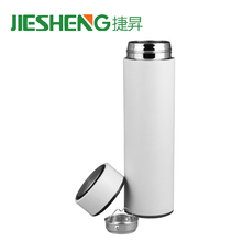 Insulated thermos stainless steel vacuum flask color changing hot water thermo mug