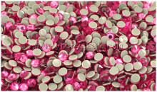 hotfix flat back Crystal rhinestones for clothes cheap crystal flat back rhinestone