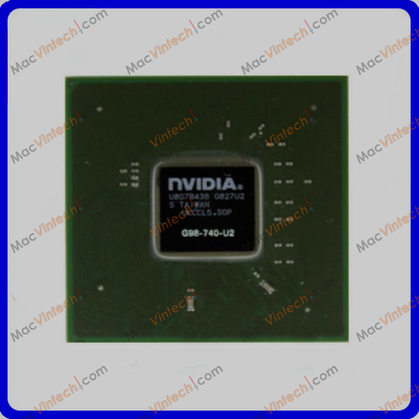 Original New nVIDIA Laptop IC Chipset G98-740-U2
