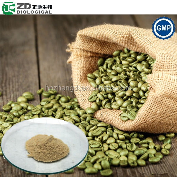 Chinese Slimming Coffee extract Chlorogenic acid