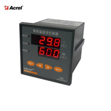 Acrel 300286 WHD72-11/<strong>J</strong> led display temperature humidity controller with fault alarm