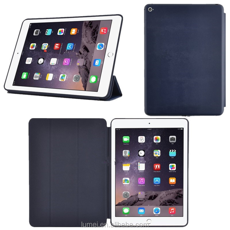 for ipad case PU Leather Flip Case Cover ,for ipad 5 6 mini 4 Case with Standing function