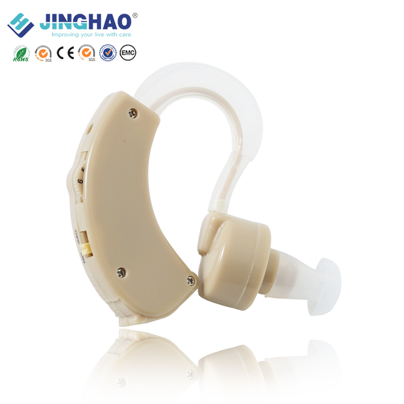 Behind the ear hearing aids power FDA proved BTE hearing amplifier