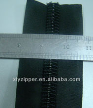 Eco-friendly products #15 nylon fabric ribbon roll,nylon zippers yard