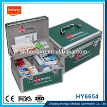 Pp Folding Packaging Box , Industrial First Aid Kit