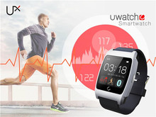 Uwatch UX Built- in Heart Rate Monitoring for Android IOS Sleep Monitor