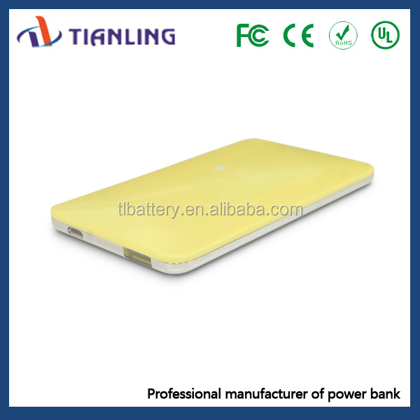 6000 Mah Rechargeable Portable Power Bank For Iphone,Ipad,Ipod