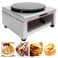 Restaurant Appliance Gas Crepe Maker Pancake Machine 400mm GM-1