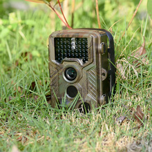 Black IR game hunting/scouting camera Trail+32G Card trail cameras