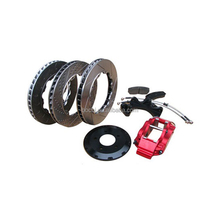 Hot!!! 6-pot big brake system kit