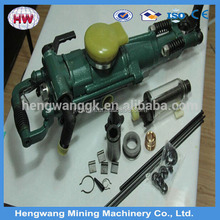 YT24, YT27, YT28 Pneumatic portable drilling machine/Hand held rock drill/jack hammer
