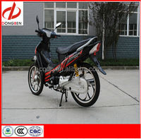Chongqing 125cc Motorized Gasoline Hot Selling Cub Motorcycle