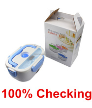 Multi electric heated lunch box