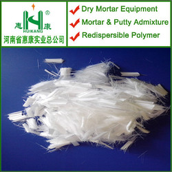 Anti cracking ability pp fiber construction building materials on sale