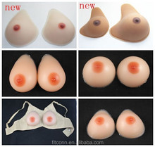 100% Natural Make Big Boobs Breast Forms /Breast Prosthesis