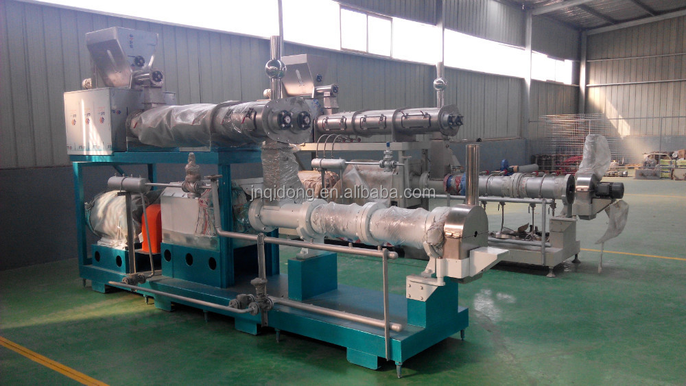 Various Shapes Floating Fish Feed and Shrimp Feed Production Machine milling machine